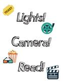 Lights! Camera! Read!