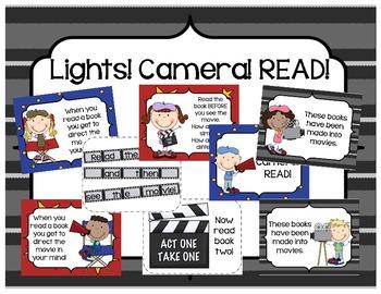 Lights, Camera, Read!