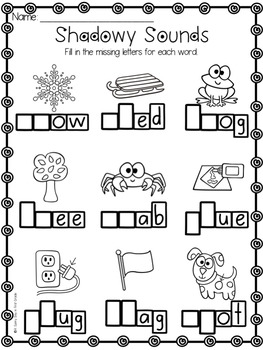 Lights, Camera, Teach! February {20 ready-to-print L.A. & Math activities}