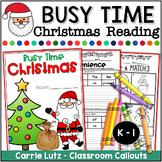 Christmas Worksheets A No-Prep Christmas Activity Packet