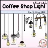 Hanging Light Clipart - Classy, rustic, farmhouse decor li