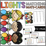 Lights Matching Mats and Activity Cards (Patterns, Colors,