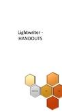 Lightwriter Package