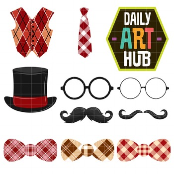 Like A Sir Clip Art - Great for Art Class Projects!