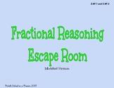 Like Denominators Digital Escape Room