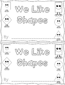 Like Sight Word Book