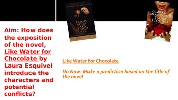 Like Water for Chocolate Chapter 1 January
