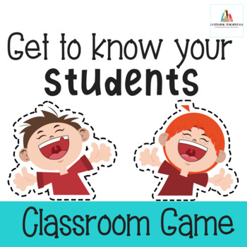 Get to Know Your Students-Preference Game