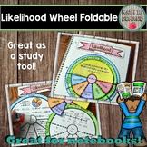 Likelihood Wheel Foldable (Probability)