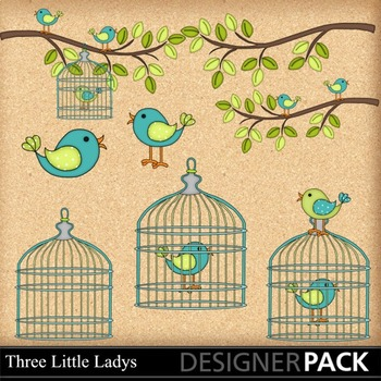 Lil Birdy 2 clipart