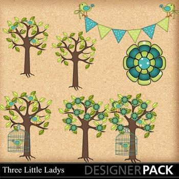 Lil Birdy 3 Clip-art