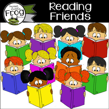 Bookworm Friends