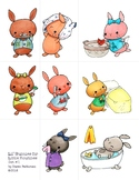 Lil' Bunnies for Little Routines