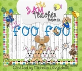 Lil'  (Bunny) Foo Foo Themed Graphics Collection