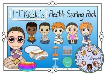Flexible Seating Clips