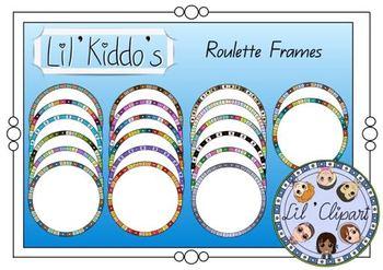 Roulette Frames