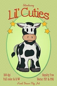 Lil' Cuties - COW - Character Creation (PDF ONLY)