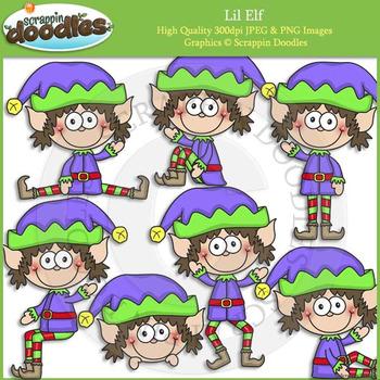 Lil Elf Clip