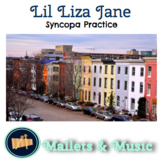 Lil Liza Jane: A song to practice Syncopa