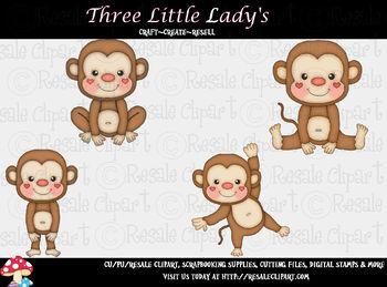 Lil Monkey Boys