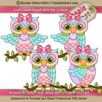 Lil Owl Girls