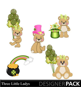 LilBear St. Patricks Day