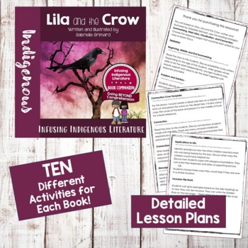 Lila and the Crow - Integrating First Nation Literature in the Primary Classroom