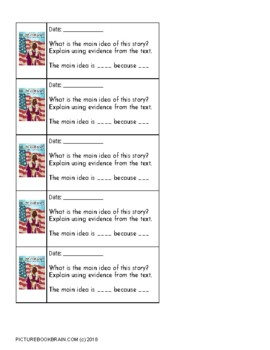 Lillian's Right To Vote by Jonah Winter Lesson Plan and Activities