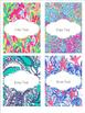 Lilly Inspired Classroom Jobs *Editable*| Bright Classroom Decor