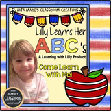 Lilly Learns her ABCs