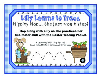 Trace With Lilly – New and Noteworthy by Nita