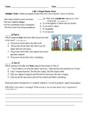 Lilly Plastic Purple Purse CCSS Lessons and Assessment