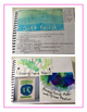 Lilly Pulitzer-Inspired Marine Life Watercolour Painting Visual Arts Unit