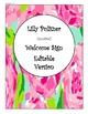 Lilly Pulitzer Inspired Welcome Banner/ Reading Banner (Al