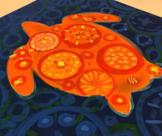 Ecology Art project: Saving Sea Turtles