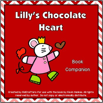 Lilly's Chocolate Heart Story Companion