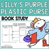 Book Study: Lilly's Purple Plastic Purse