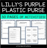 Lilly's Purple Plastic Purse Book Unit
