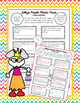 Lilly's Purple Plastic Purse Comprehension Activities RL3.3