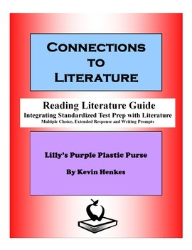 Lilly's Purple Plastic Purse-Reading Literature Guide