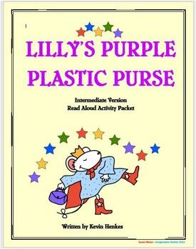 Lilly's Purple Plastic Purse Intermediate Activity Packet