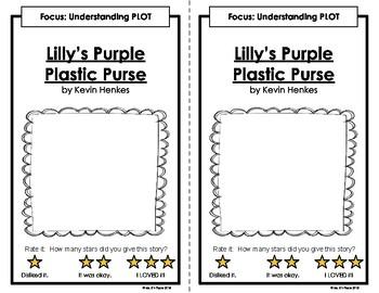 Lilly's Purple Plastic Purse Story Plot