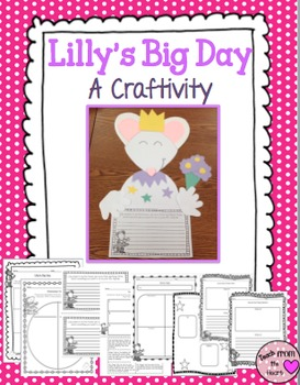 Lilly's Big Day Craftivity (Kevin Henkes)