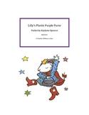 Lilly's Plastic Purple Purse