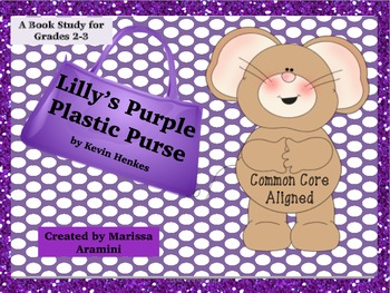 Lilly's Purple Plastic Purse Book Activities