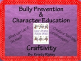 Lilly's Purple Plastic Purse Character Education Craftivity