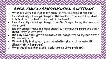Lilly's Purple Plastic Purse Mini Unit