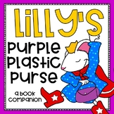 Lilly's Purple Plastic Purse Book Companion