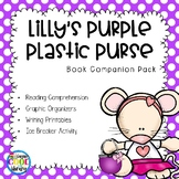 Lilly's Purple Plastic Purse - Book Companion Pack