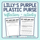 Lilly's Purple Plastic Purse - Reflection and Activity (Showing Respect)